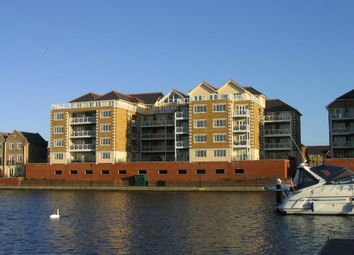 Thumbnail 2 bedroom flat for sale in Pacifc Heights North, Sovereign Harbour North, Golden Gate Way, Eastbourne