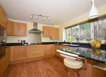 Thumbnail 4 bed detached house for sale in Station Close, Rotherfield, Crowborough, East Sussex