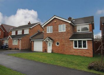 Thumbnail 4 bed detached house for sale in Hall Farm Road, Duffield, Derbyshire