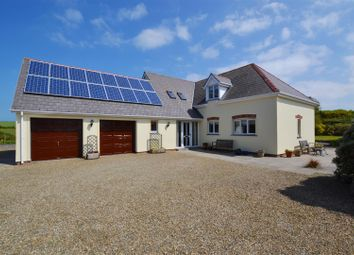 Thumbnail 5 bed detached house for sale in Longstone, Station Road, Letterston, Haverfordwest