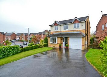 Thumbnail 4 bed detached house for sale in Shirewell Road, Orrell, Wigan
