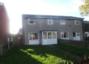 Thumbnail 3 bedroom semi-detached house to rent in Barnard Walk, Immingham
