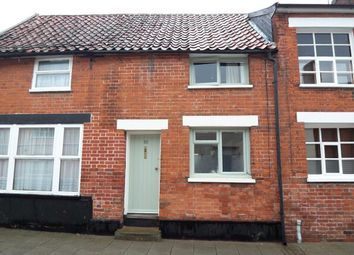Thumbnail 1 bed terraced house to rent in London Road, Halesworth