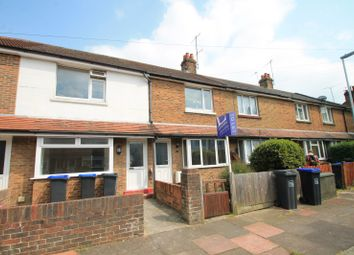 Thumbnail 2 bedroom terraced house to rent in St. Anselms Road, Worthing