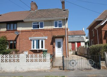 Thumbnail 3 bed semi-detached house for sale in Hervey Road, Wells