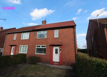 Thumbnail 3 bed semi-detached house to rent in Denbigh Avenue, Wallsend