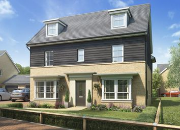 """Thumbnail 5 bed detached house for sale in """"Marlowe"""" at Knights Way, St. Ives, Huntingdon"""
