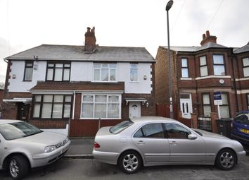 Thumbnail 3 bedroom semi-detached house to rent in Clarence Road, Derby