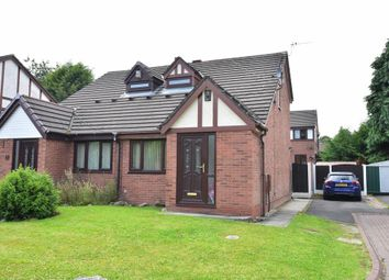 Thumbnail 2 bed semi-detached house for sale in Stonemead Close, Bolton