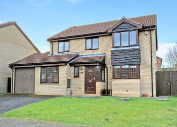 Thumbnail 4 bed detached house for sale in Field View, Bar Hill, Cambridge