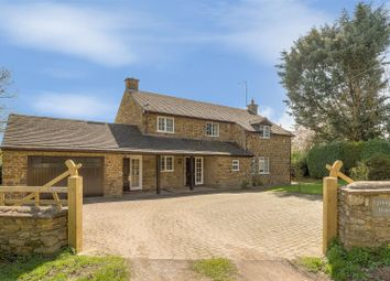 Thumbnail 4 bed detached house for sale in Court Yard Lane, Badby, Daventry
