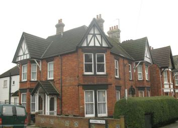 Thumbnail 1 bed flat to rent in Goldington Avenue, Bedford