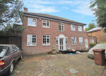 Thumbnail 4 bed detached house for sale in Brighton Road, Banstead, Surrey.