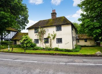 Thumbnail 4 bed semi-detached house for sale in Church Road, Great Hallingbury