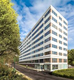 Thumbnail 1 bed flat for sale in Regent House, Brentwood
