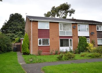 Thumbnail 2 bed flat to rent in Meldon Avenue, Sherburn Village, Durham
