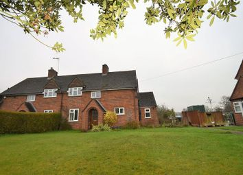 Thumbnail 3 bed semi-detached house to rent in Stableford Road, Ackleton, Wolverhampton