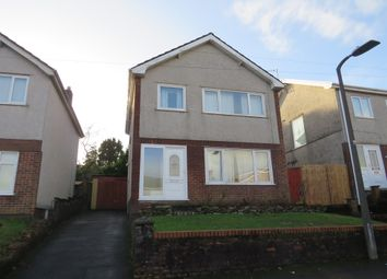 Thumbnail 3 bed detached house for sale in Francis Road, Morriston, Swansea