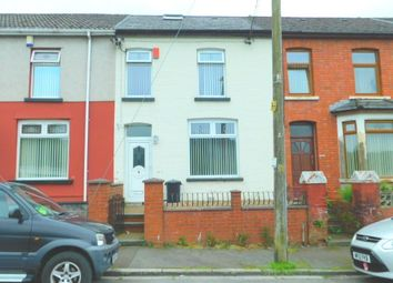 Thumbnail 2 bed terraced house for sale in 24 Glynfach Road, Porth, Rhondda Cynon Taff