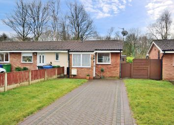 Thumbnail 1 bed terraced bungalow for sale in Woodhouse Close, Birchwood, Warrington