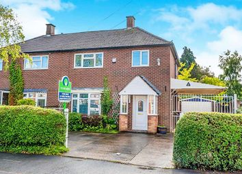 Thumbnail 3 bed semi-detached house for sale in Hayward Avenue, Donnington, Telford