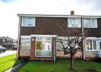 Thumbnail 3 bed terraced house for sale in Coventry Way, Fellgate, Jarrow