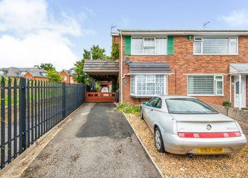 Thumbnail 2 bedroom semi-detached house for sale in Balaclava Road, Southampton