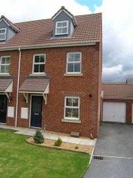 Thumbnail 3 bedroom property to rent in Trem Y Llyn, Wrexham