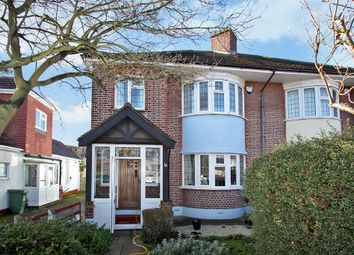Thumbnail 4 bed semi-detached house to rent in Westergate Road, Abbey Wood