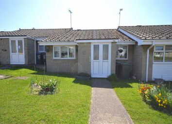 Thumbnail 2 bed terraced bungalow for sale in Cranbourne Close, Ramsgate, Kent