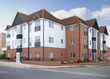 Thumbnail 2 bed flat for sale in Gernon Road, Letchworth Garden City