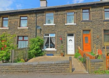 Thumbnail 3 bed terraced house for sale in Royds Street, Marsden, Huddersfield