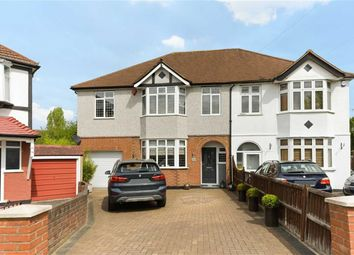 Thumbnail 5 bed semi-detached house for sale in Waverley Avenue, Sutton