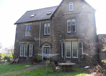 2 bed flat to rent in Collegiate Crescent, Sheffield S10