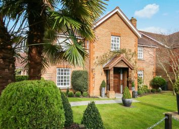 Thumbnail 4 bed detached house for sale in May Gardens, Elstree, Borehamwood