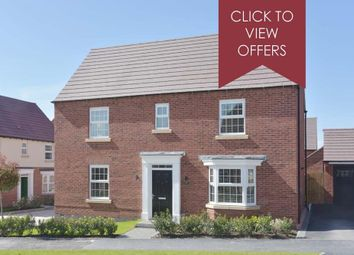 """Thumbnail 4 bed detached house for sale in """"Layton"""" at Walton Road, Drakelow, Burton-On-Trent"""