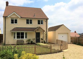 Thumbnail 4 bed detached house for sale in Durleigh Road, Bridgwater