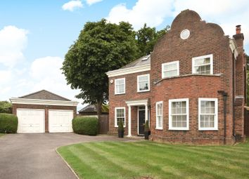 Thumbnail 5 bed detached house for sale in Devonshire Park, Reading