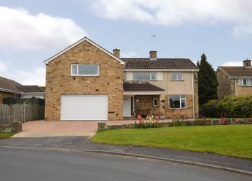 Thumbnail 4 bed detached house for sale in Congreve Approach, Bardsey, Leeds