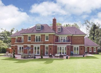 Thumbnail 8 bed country house for sale in Onslow Road, Burwood Park, Walton-On-Thames, Surrey
