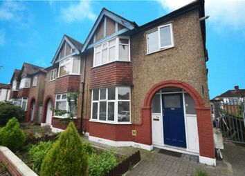 Thumbnail 1 bed flat for sale in St. Anselms Road, Hayes