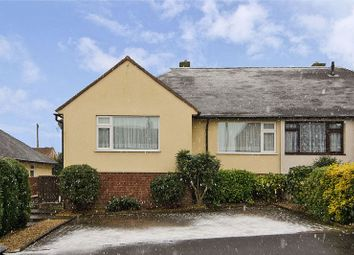 Thumbnail 2 bed semi-detached bungalow for sale in Whitfield Road, Hednesford, Cannock