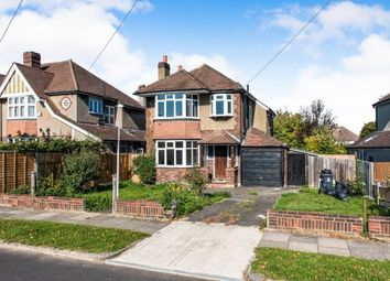 Thumbnail 3 bed detached house for sale in Worcester Park, Surrey, .