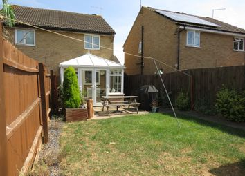 Thumbnail 2 bed semi-detached house for sale in Squires Gate, Peterborough
