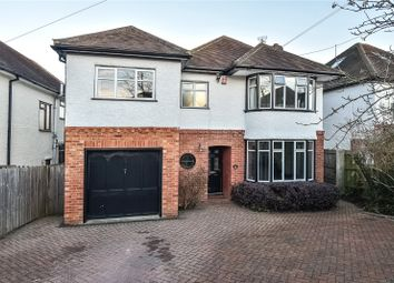 Thumbnail 4 bed property for sale in Belmont Drive, Maidenhead, Berkshire