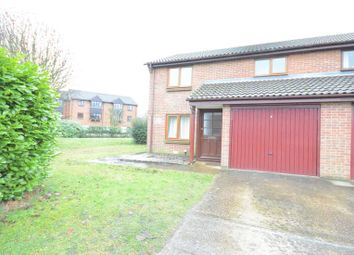 Thumbnail 3 bedroom end terrace house to rent in Chesterblade Lane, Bracknell