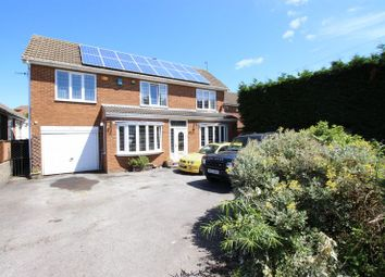 Thumbnail 4 bed detached house for sale in Filey Road, Scarborough
