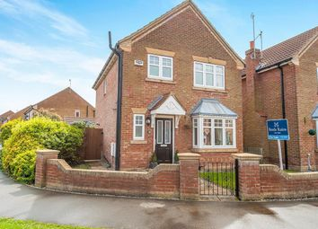 Thumbnail 3 bed detached house for sale in Cromwell Road, Hedon, Hull