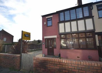 Thumbnail 3 bed end terrace house to rent in Cranbrook Street, Radcliffe, Manchester