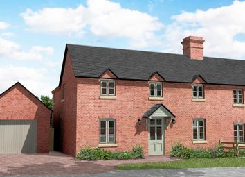 Thumbnail 4 bed end terrace house for sale in Farm Lane, Horsehay, Telford, Shropshire